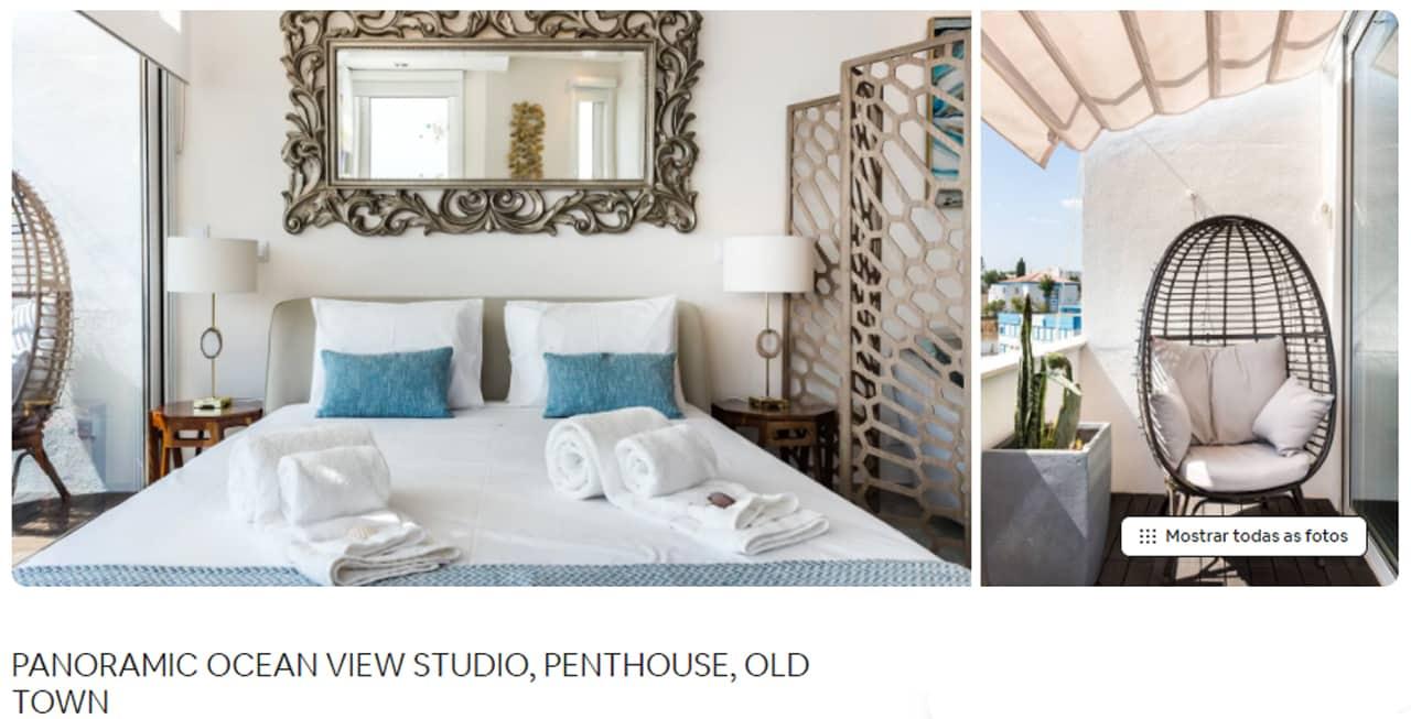 Airbnb Portugal algarve