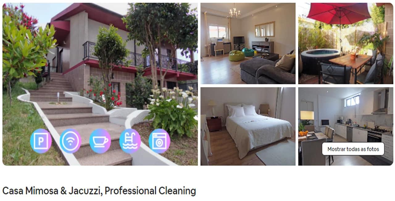 Airbnb Portugal braga