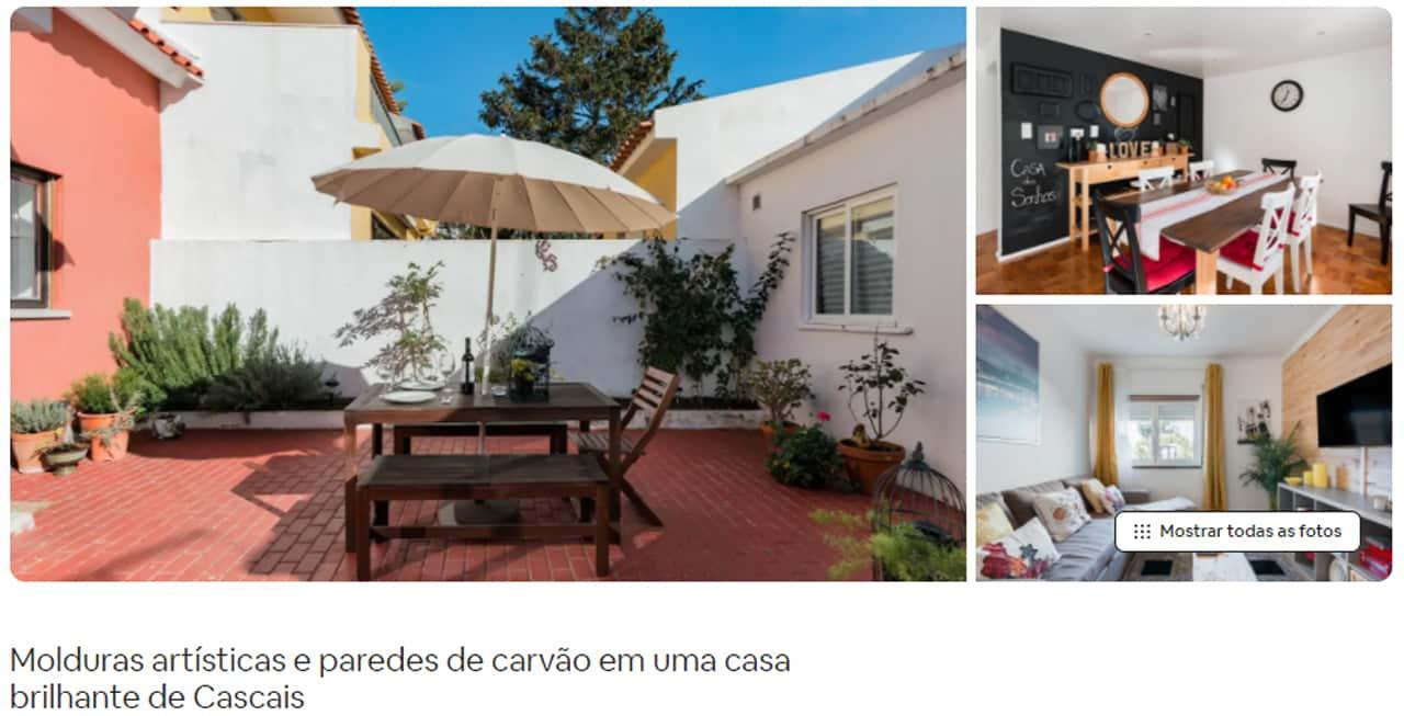 Airbnb Portugal bom e barato