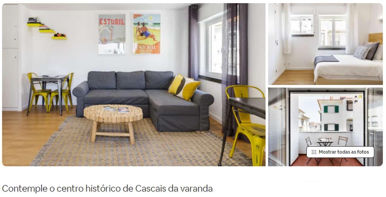 Airbnb Portugal cascais