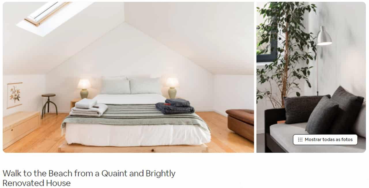 dicas de Airbnb Portugal