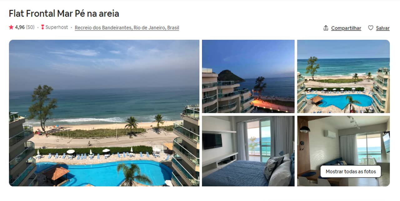 airbnb é confiavel