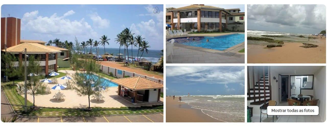 Apartamentos para alugar na Praia do Flamengo
