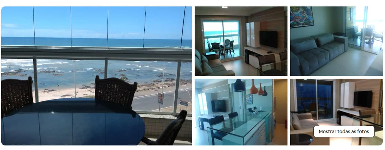 Airbnb em Salvador Ondina