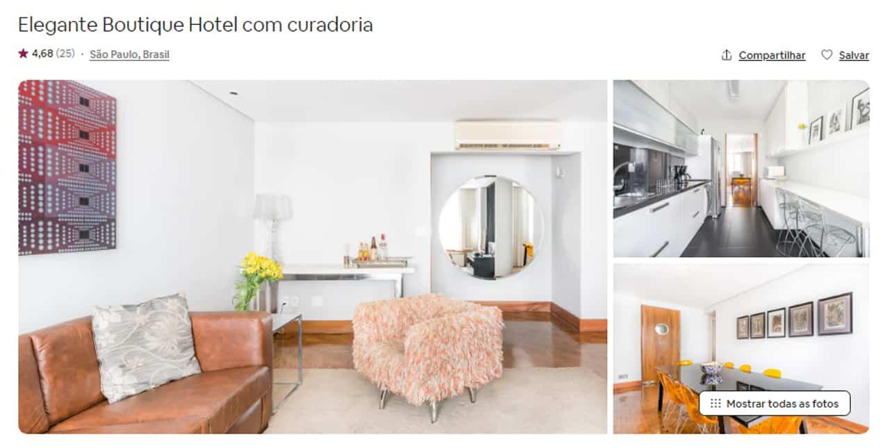 airbnb são paulo vila nova conceição