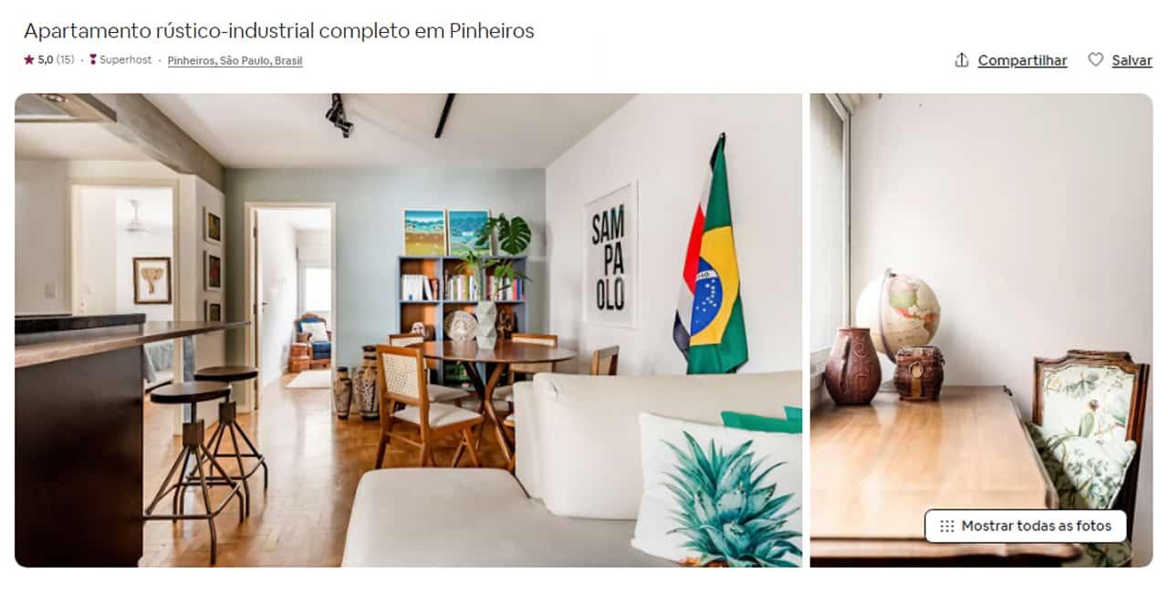 airbnb são paulo