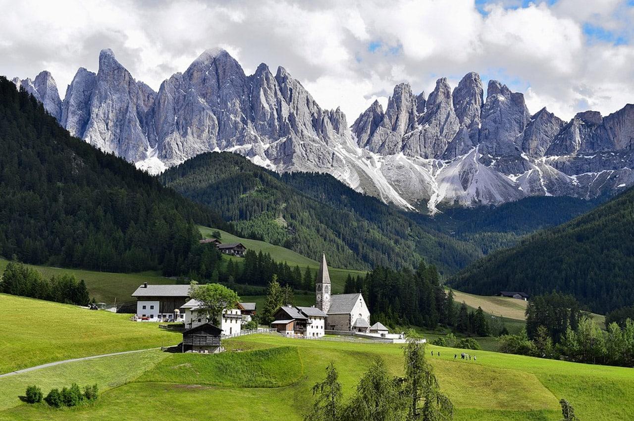 montanhas mais bonitas da europa