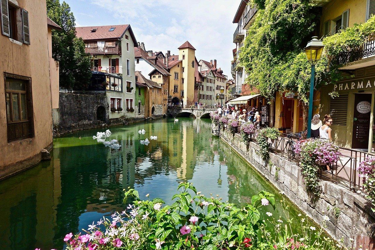 cidades bonitas da França