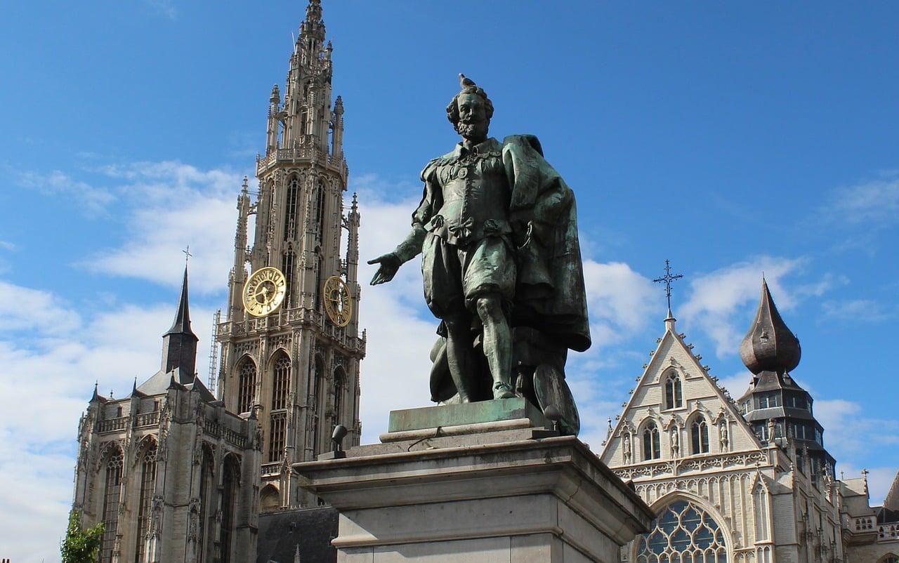 cidades bonitas da Belgica