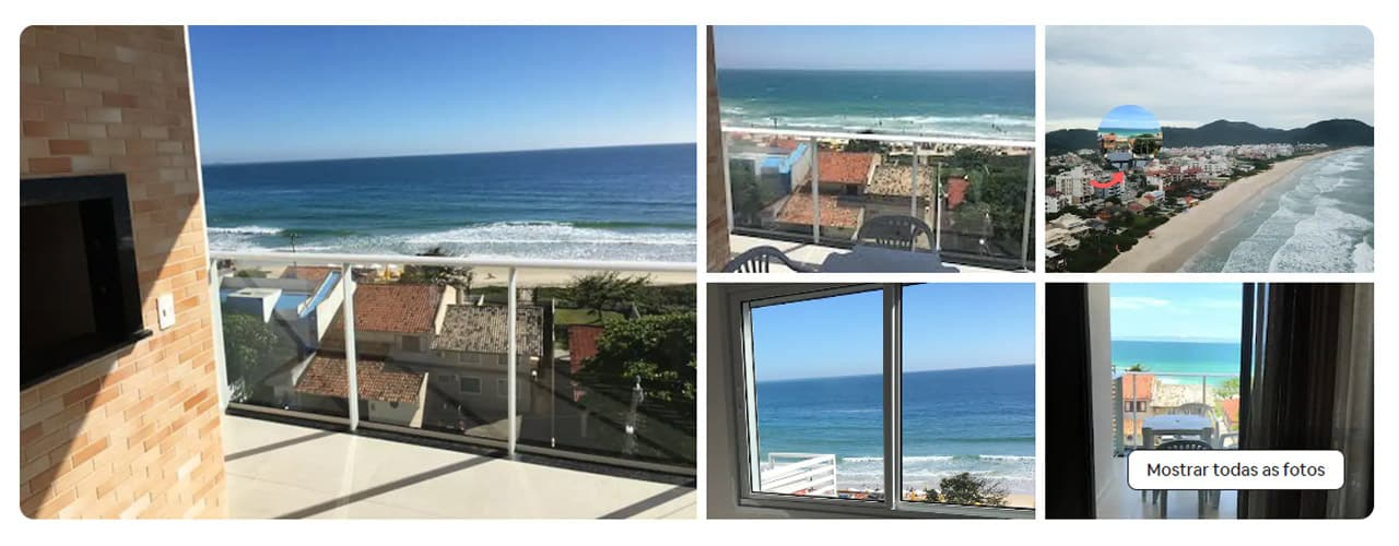 Airbnb ingleses Florianópolis