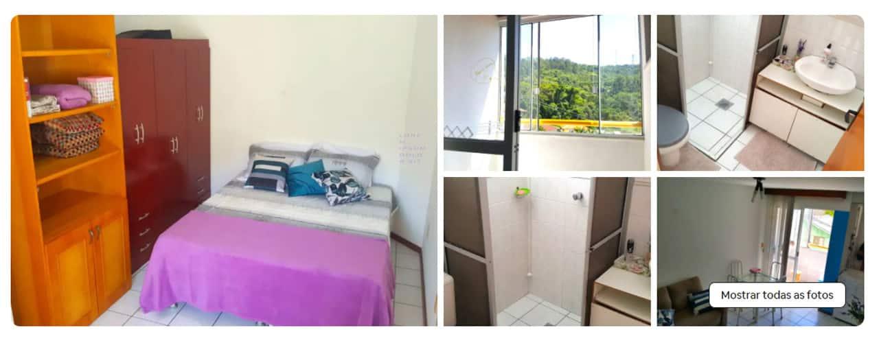 airbnb Florianópolis trindade