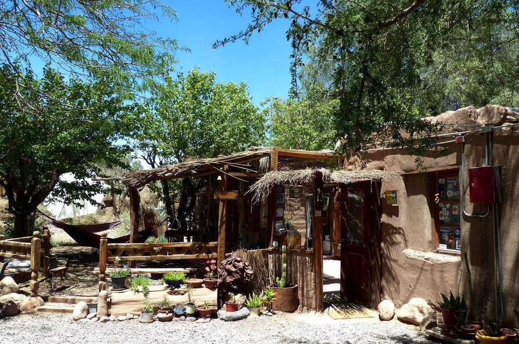 hostel no deserto do atacama
