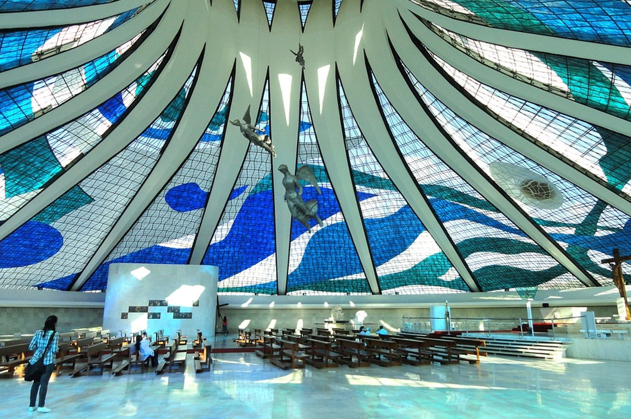 Catedral nossa senhora brasilia