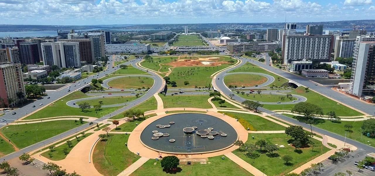 torre de brasilia vista