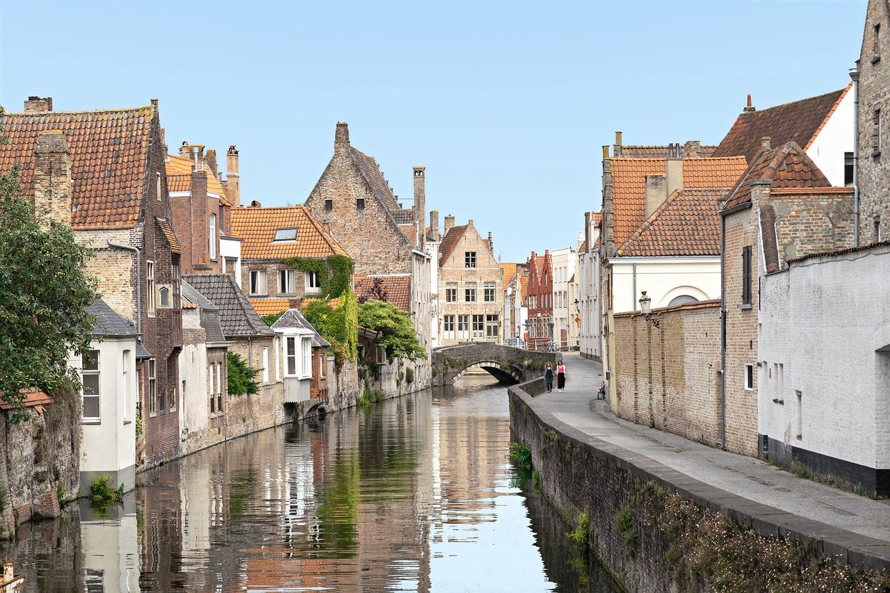 Turismo em Bruges