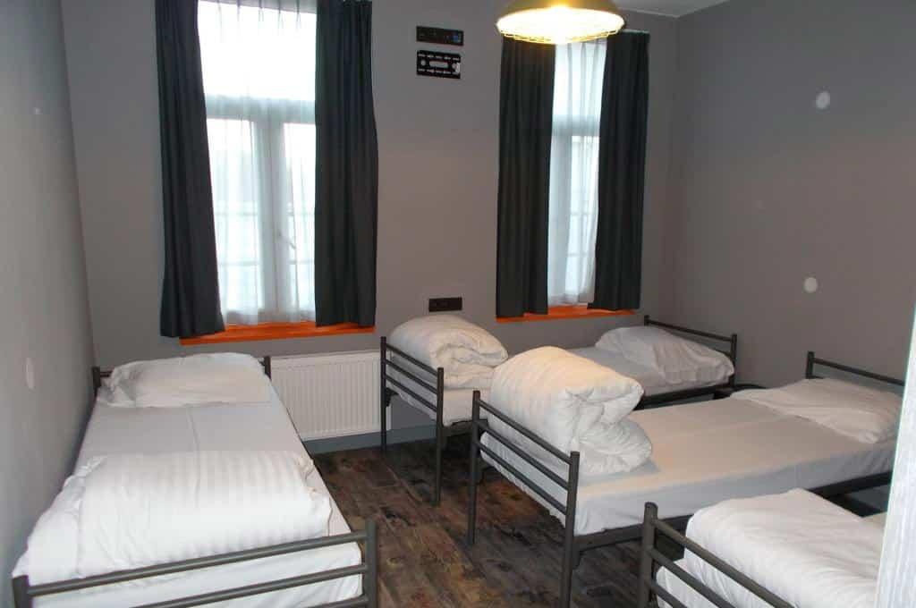 Bruxelas hotéis baratos