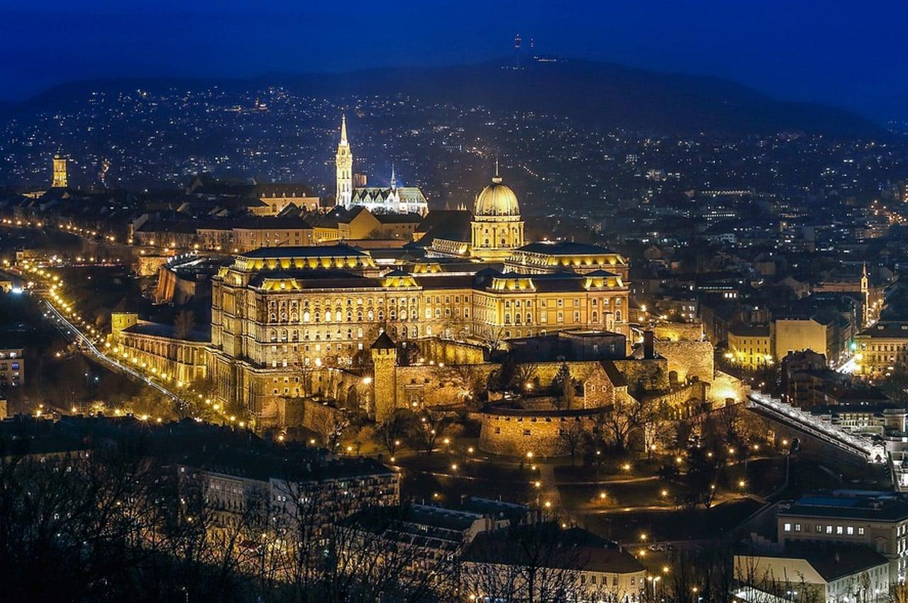 Budapeste fotos