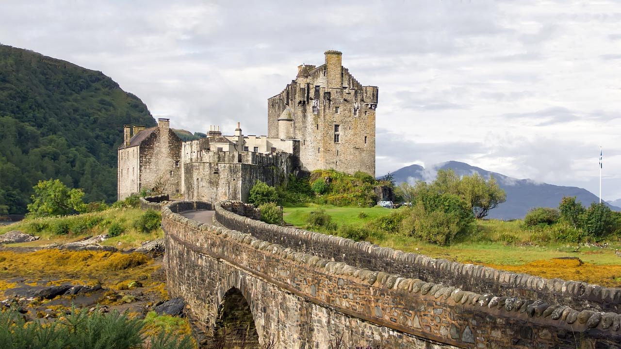 castelos na escocia