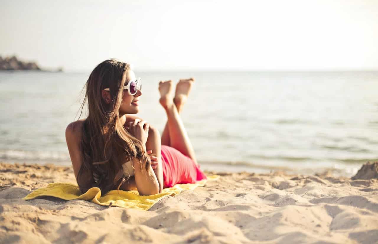 fotos tumbrl na praia com amigas