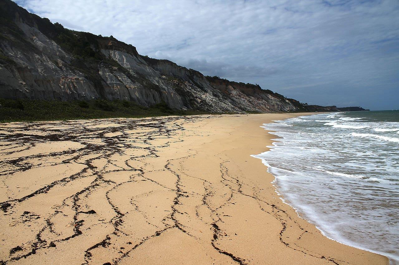 Arraial d'Ajuda praias
