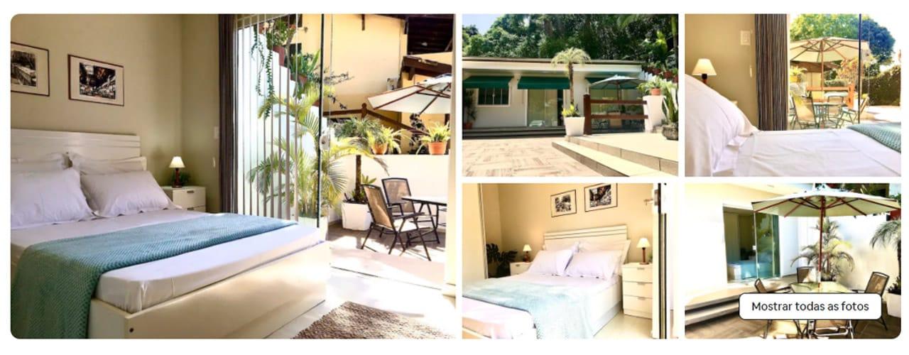 Airbnb Florianópolis casas