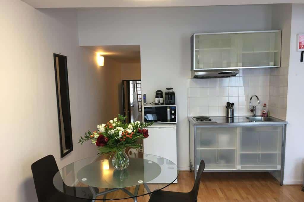 melhores apartamentos em Bruxelas