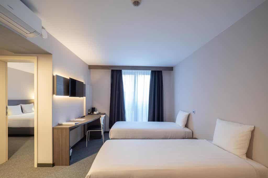 hotel em bruxelas bélgica