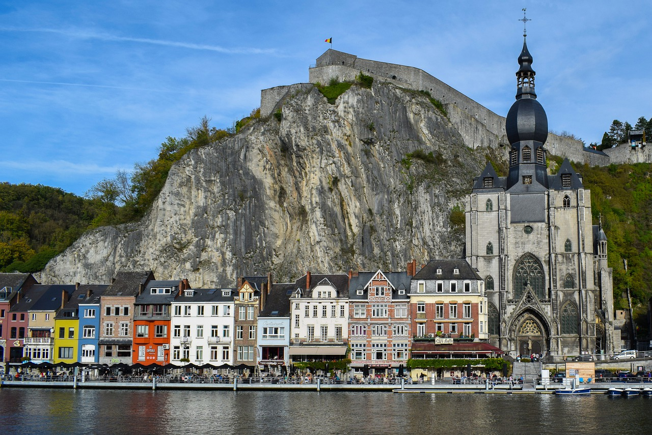 Turismo em dinant belgica