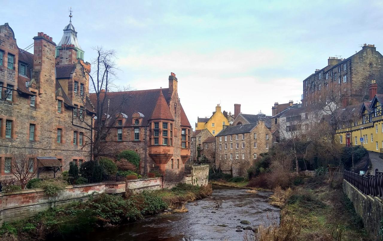 pontos turísticos Edimburgo