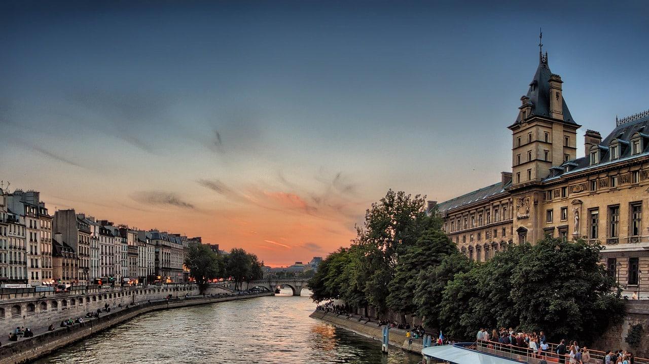 melhores atrações de paris