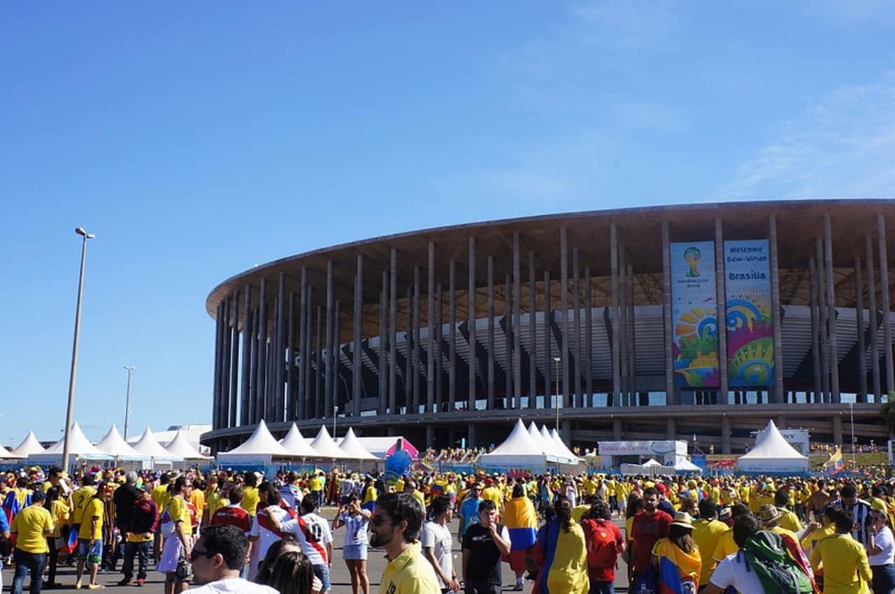 Copa do Mundo 2014 Brasília