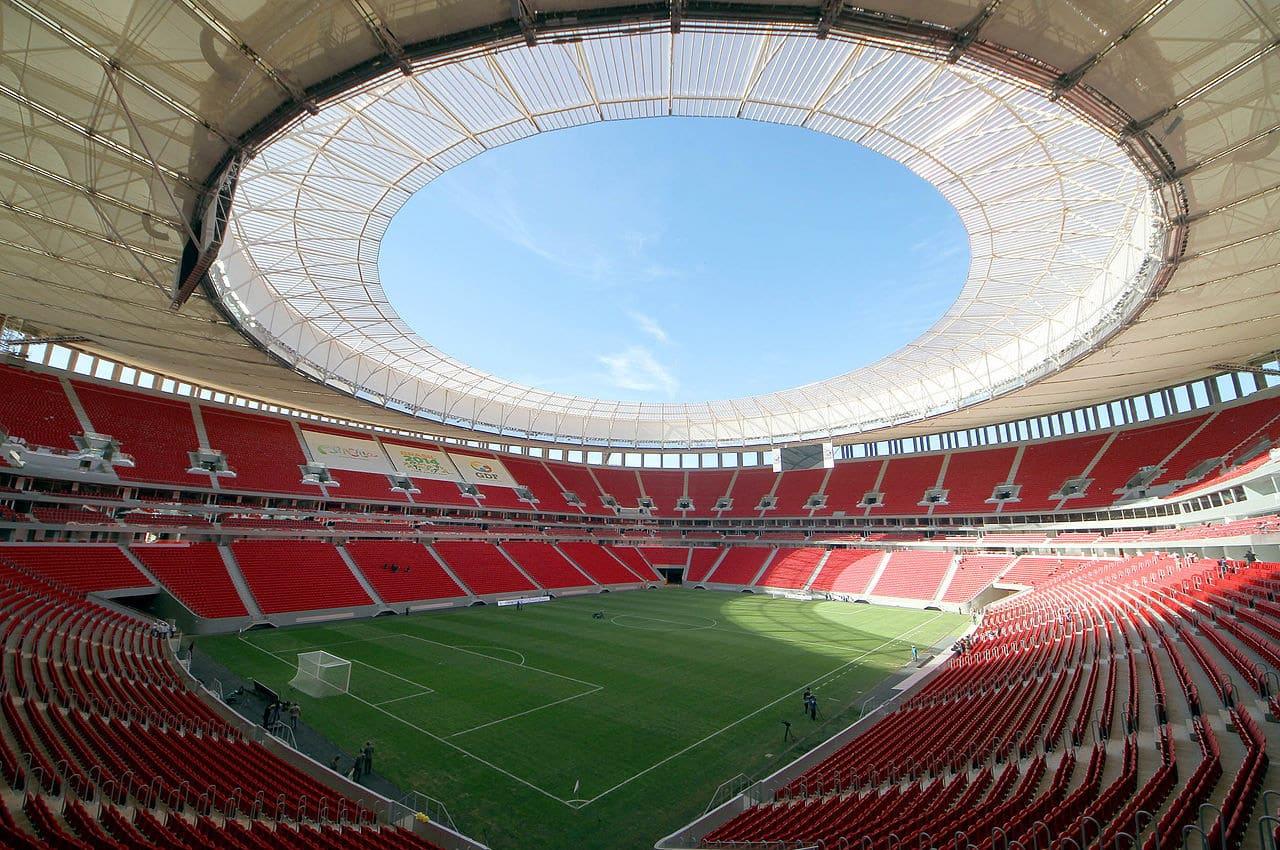 estadio brasilia