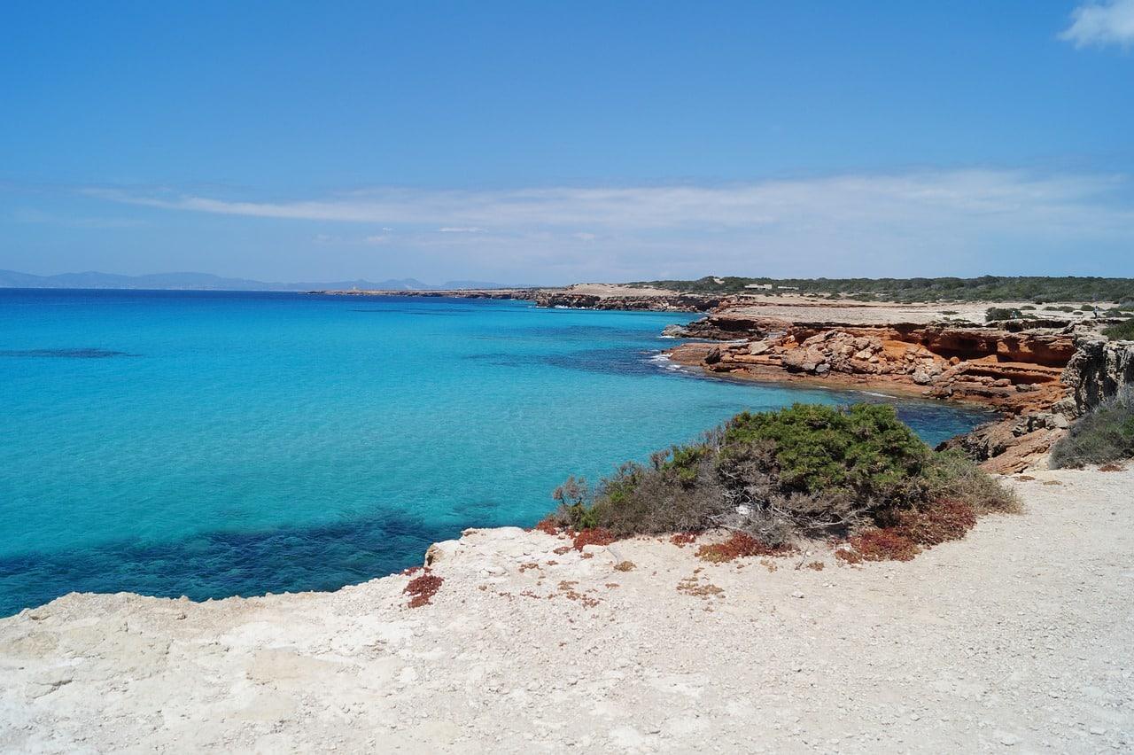 praias da espanha