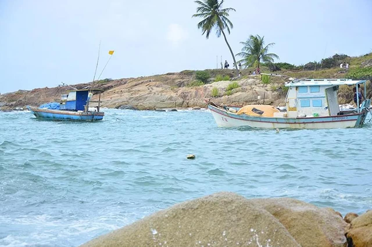 Porto de Galinhas Praia de Calhetas