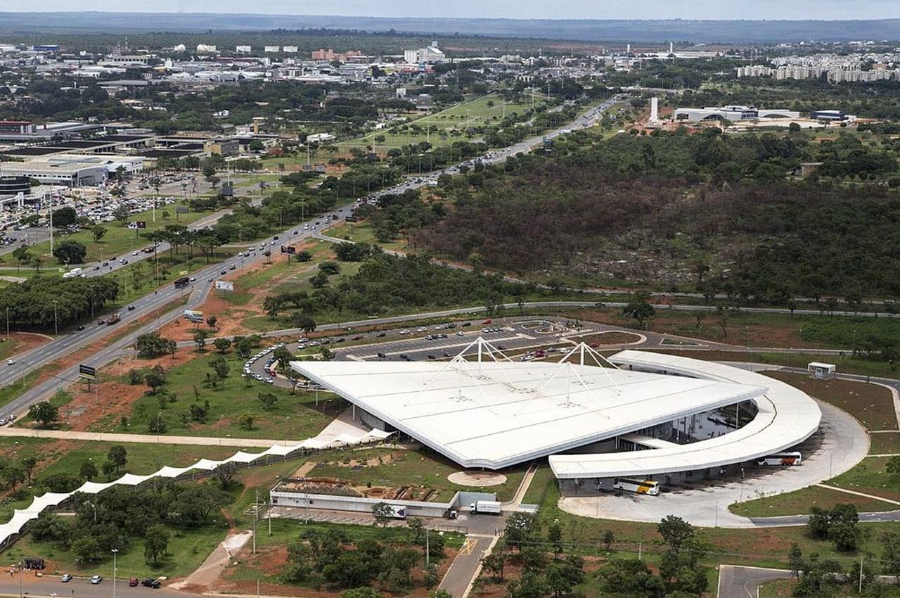 rodoviaria nova brasilia