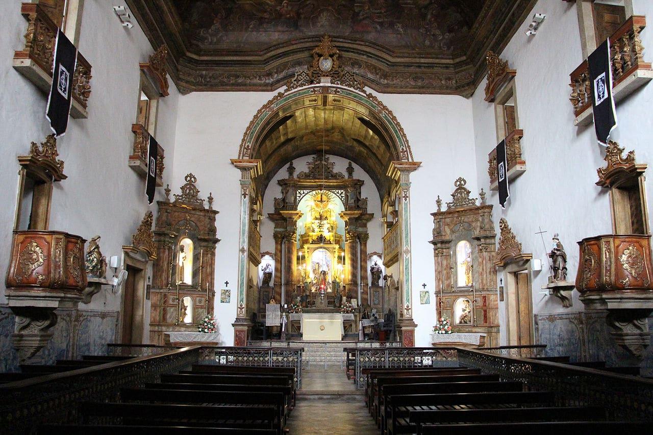 igrejas da bahia