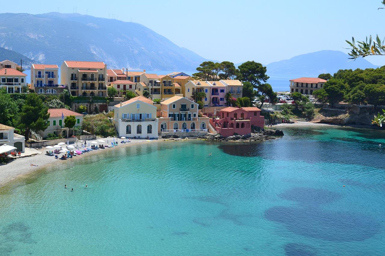 melhores ilhas gregas