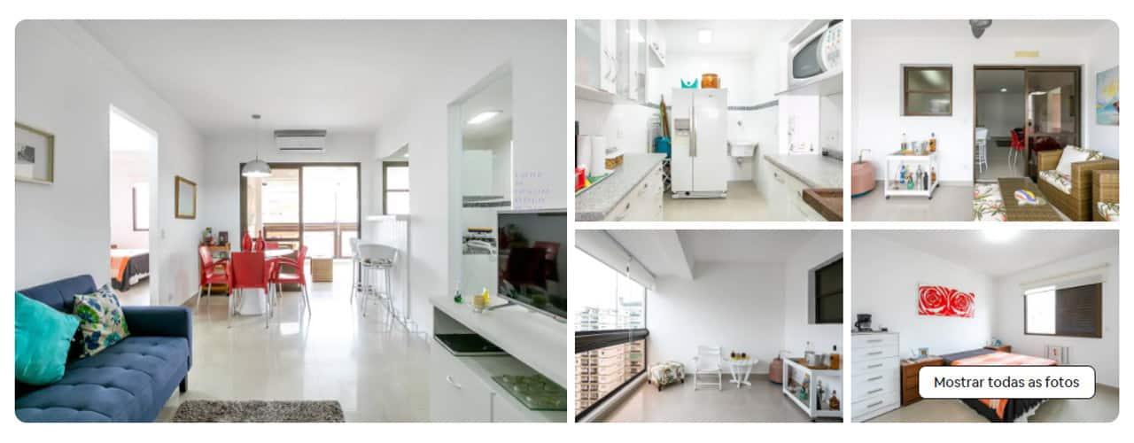 airbnb Guarujá pitangueiras