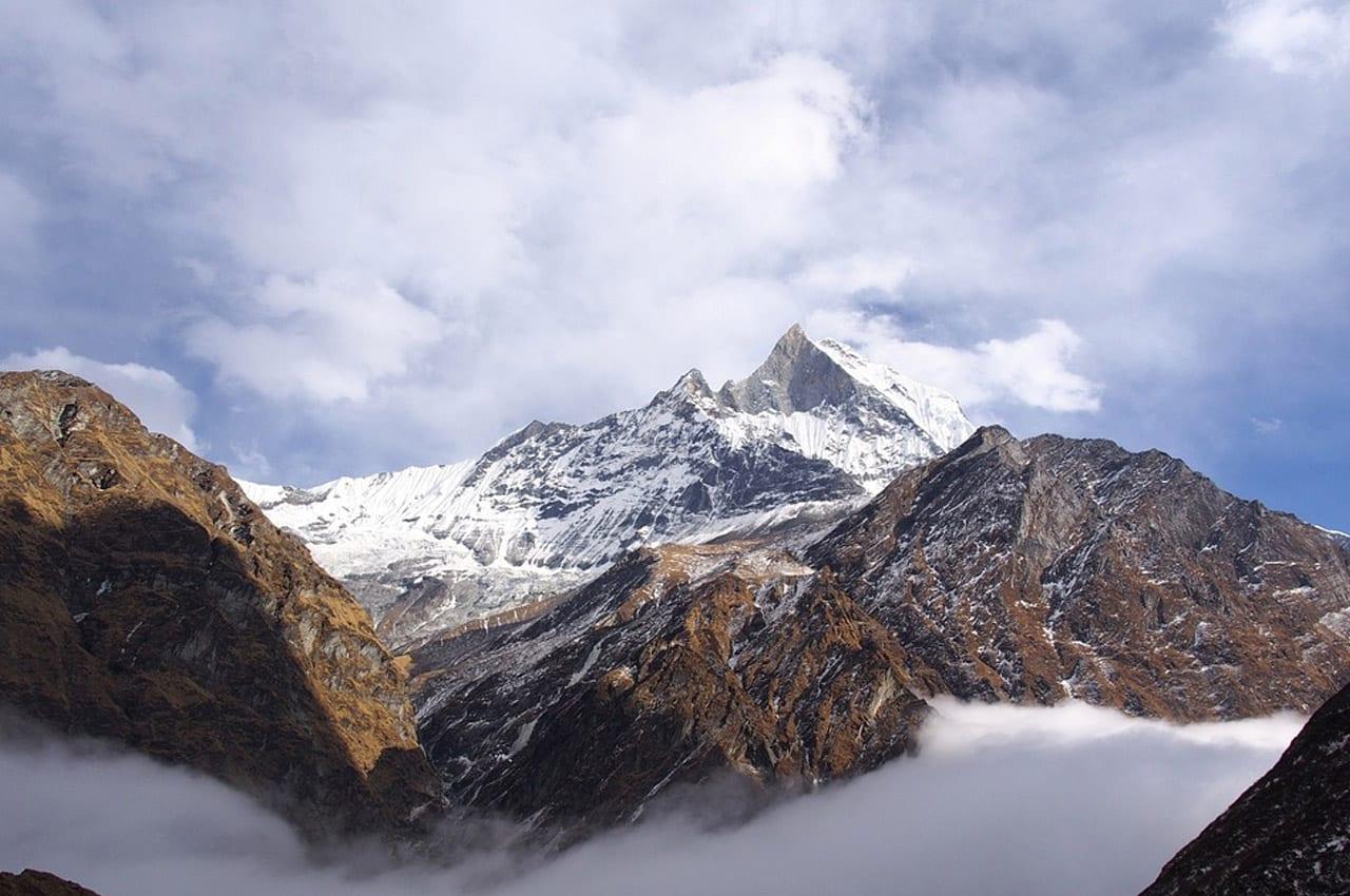 fotos de paisagens naturais himalaia nepal