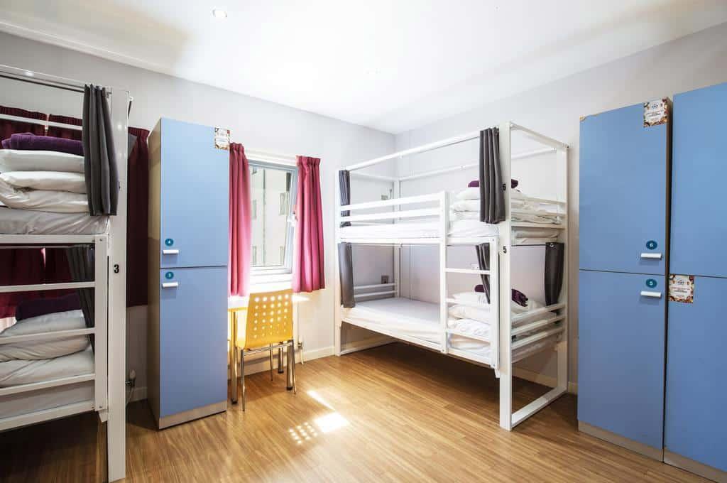 moelhores hostels em edimburgo