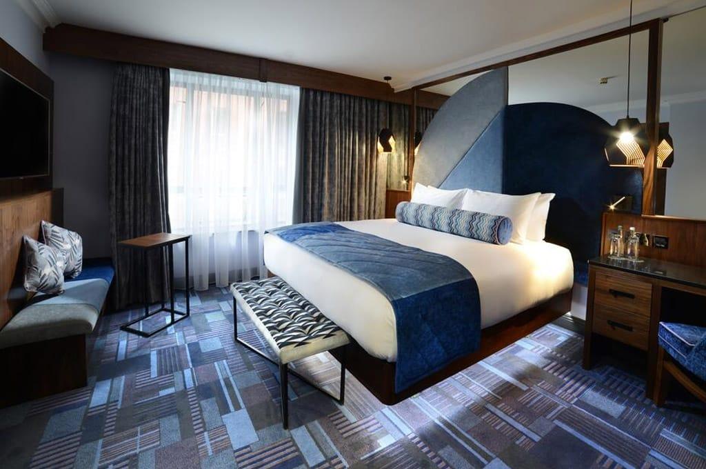 hotel dublin irlanda