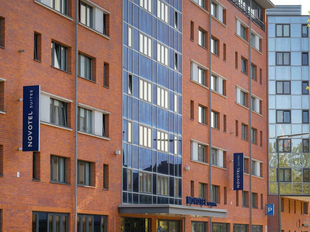 hotéis em Berlim para famílias