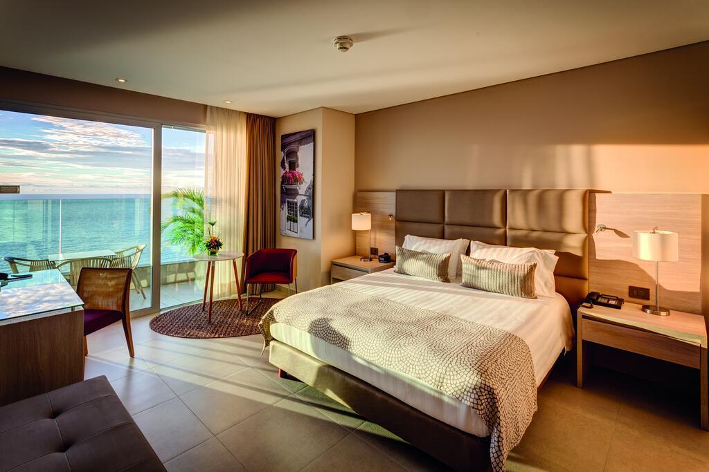 Hotéis recomendados em Cartagena em Bocagrande
