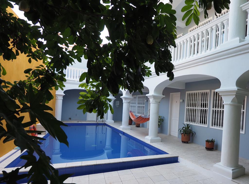 Hotéis recomendados em Cartagena getsemani