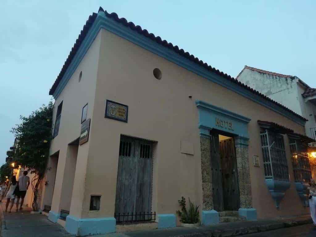 melhores hoteis de cartagena