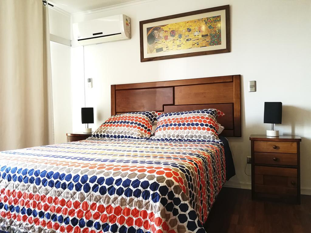 Hotéis recomendados em Santiago bellas artes