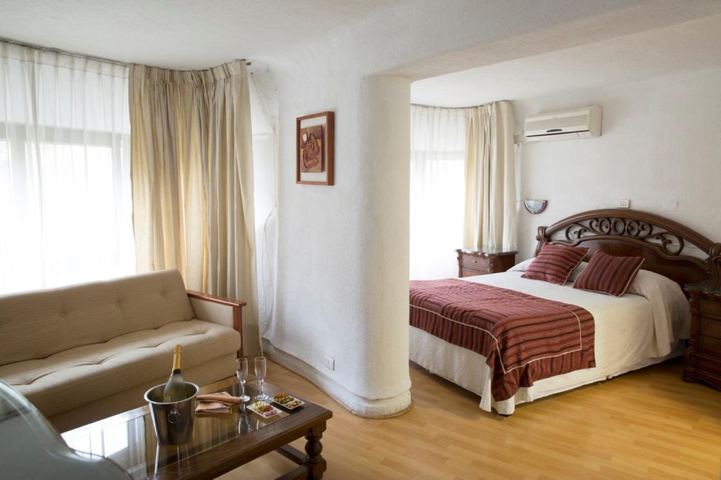 Hotéis recomendados em Santiago luxosos