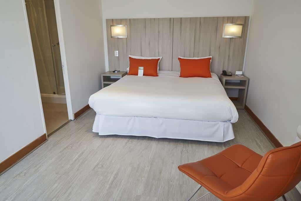 hotéis luxuosos em Santiago
