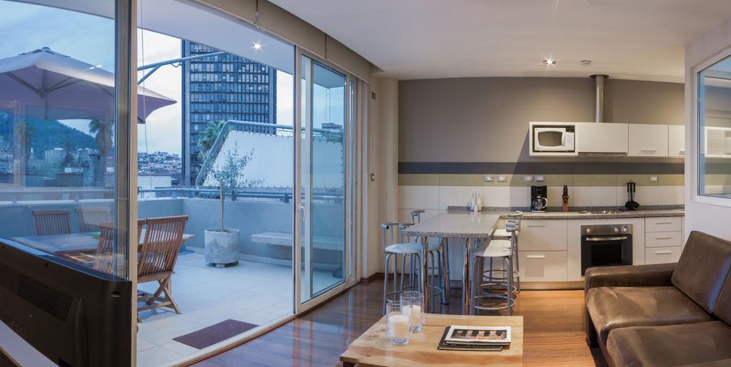Hotéis recomendados em Santiago lastarria