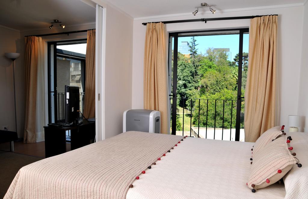 Hotéis recomendados em Santiago 3 estrelas